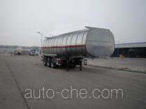 盛润牌SKW9406GRYT型易燃液体罐式运输半挂车