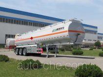 Shengrun SKW9406GYYL aluminium oil tank trailer