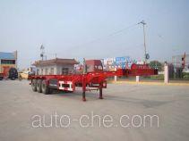 Shengrun SKW9406TJZG container transport trailer