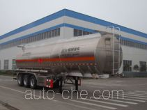 Shengrun SKW9408GRYT flammable liquid tank trailer