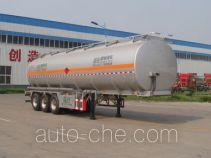 Shengrun SKW9408GYYA полуприцеп цистерна алюминиевая для нефтепродуктов