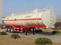 盛润牌SKW9409GRYT型易燃液体罐式运输半挂车