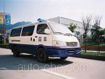 Shenglu SL5030XQC-L prisoner transport vehicle