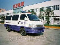 Shenglu SL5030XQC-M prisoner transport vehicle
