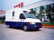 Shenglu SL5030XQCE2 prisoner transport vehicle