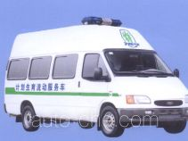 Shenglu SL5030XSYE1 family planning vehicle