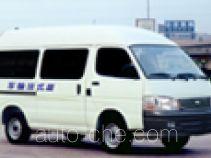 Shenglu SL5030XXY-H box van truck