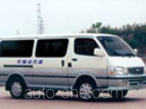 Shenglu SL5030XXY-L box van truck