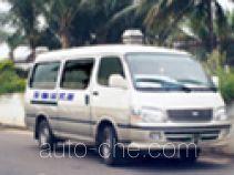 Shenglu SL5030XXY-M box van truck