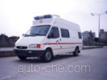 Shenglu SL5030XZDE1 medical diagnostic vehicle