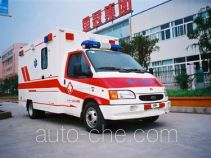Shenglu SL5030XZDE2 medical diagnostic vehicle