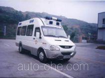 Shenglu SL5041XJHK ambulance