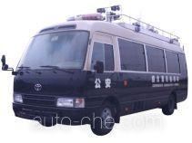 Shenglu SL5050XTXJ communications command vehicle