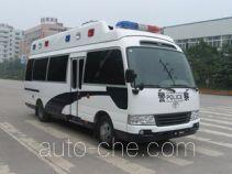 Shenglu SL5052XZHJ communications command vehicle