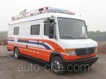 Shenglu SL5073XZHEH communications command vehicle