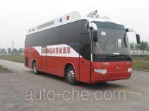 Shenglu SL5150XZHP communications command vehicle