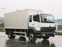 Shenglu SL5160XXYEH box van truck