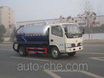 龙帝牌SLA5070GXWDF8型吸污车