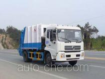 龙帝牌SLA5120ZYSDFL6型压缩式垃圾车