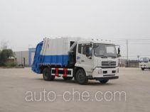龙帝牌SLA5121ZYSDFL8型压缩式垃圾车