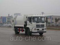 龙帝牌SLA5160ZYSDNJ型压缩式垃圾车