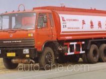 Longdi SLA5211GJYE fuel tank truck
