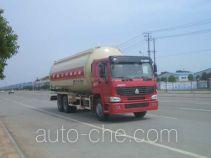 龙帝牌SLA5250GFLZ6型粉粒物料运输车