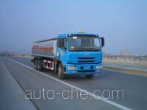 龙帝牌SLA5250GHYC6型化工液体运输车