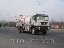 龙帝牌SLA5250GJBQC型混凝土搅拌运输车
