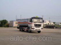 龙帝牌SLA5250GJYSX型加油车