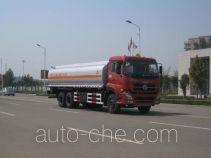 Longdi SLA5250GRYDF12 flammable liquid tank truck