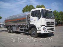 Longdi aluminium oil tank truck