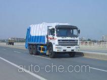 龙帝牌SLA5250ZYSH6型压缩式垃圾车