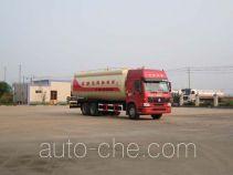 龙帝牌SLA5251GFLZ6型粉粒物料运输车