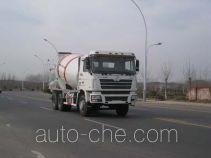 龙帝牌SLA5251GJBSX8型混凝土搅拌运输车