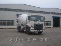 龙帝牌SLA5251GJBYC8型混凝土搅拌运输车