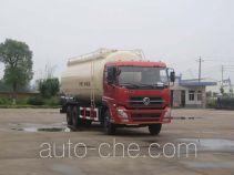 龙帝牌SLA5253GFLDF8型低密度粉粒物料运输车