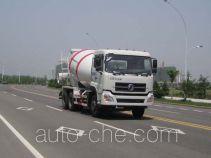 龙帝牌SLA5255GJBDFL8型混凝土搅拌运输车