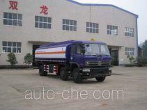 Longdi SLA5255GRYE8 flammable liquid tank truck