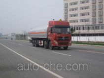 Longdi SLA5310GRYDF10 flammable liquid tank truck