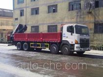Longdi SLA5311JJHYC weight testing truck