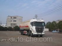 Longdi SLA5312GFLSQ8 low-density bulk powder transport tank truck