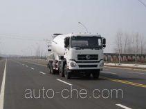 龙帝牌SLA5312GJBDF8型混凝土搅拌运输车