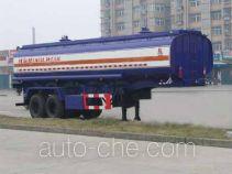 Longdi oil tank trailer