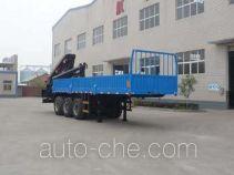 Longdi SLA9400JJH weight testing trailer