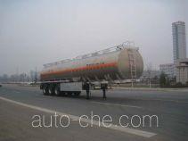 Longdi aluminium oil tank trailer