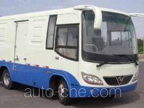 Shaolin SLG5040XXYC3E box van truck