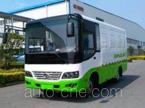 Shaolin SLG5040XXYC5F box van truck