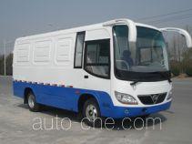 Shaolin SLG5040XXYT5F box van truck