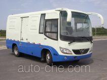 Shaolin SLG5060XXYC4E box van truck